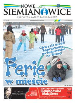 29 stycznia - Nowe Siemianowice