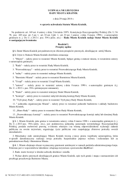 Plik źródłowy - Urząd Miasta Kraśnik