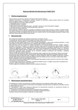 Wytyczne montażu płyt warstwowych PANELTECH