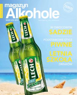 MAGAZYN ALKOHOLE