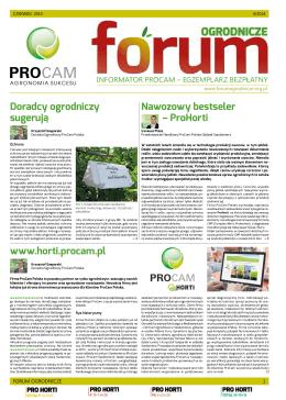 Forum Ogrodnicze nr 4/2014