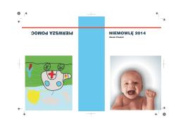 Poradnik - NIEMOWLĘ 2014