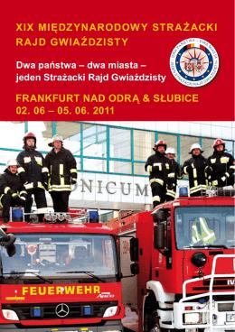 xix międzynarodowy strażacki rajd gwiaździsty
