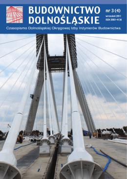 NR 3/2011 - Dolnośląska Okręgowa Izba Inżynierów Budownictwa