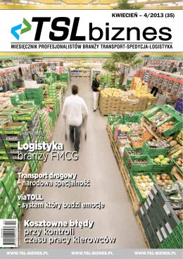 Logistyka branży FMCG