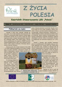 """zobacz - Stowarzyszenie Lokalna Grupa Działania """"Polesie"""""""