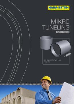 Rury do mikrotunelingu - HABA