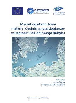 Marketing eksportowy małych i średnich przedsiębiorstw w Regionie