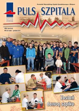 Puls Szpitala nr 33 - Wojewódzki Szpital Specjalistyczny w Olsztynie