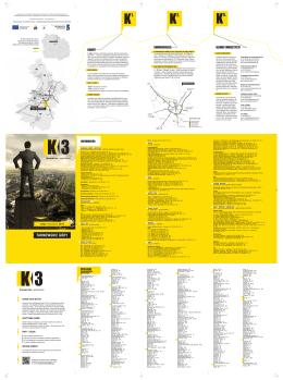 K3 Mapa - K3 Tarnowskie Góry