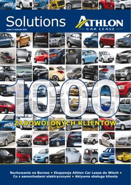 1000 zadowolonych klientów!