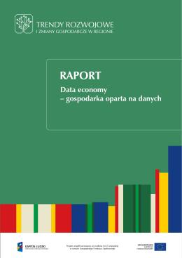 Data economy – gospodarka oparta na danych
