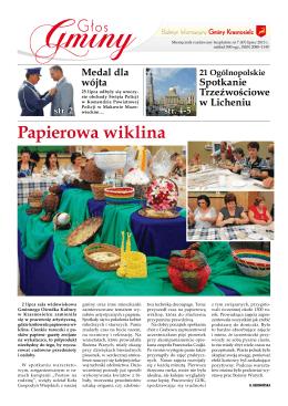 GlosGminy_07.2013 - Gmina Krasnosielc