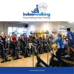 Broszura Indoorwalking