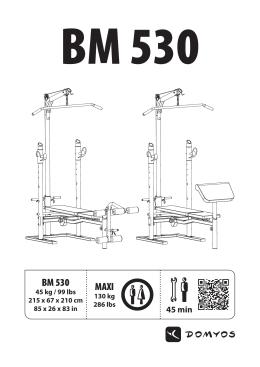 BM 530 MAXI