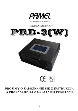 PRD-3(W)