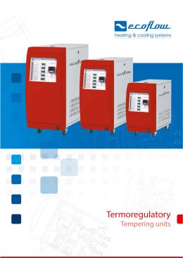 Katalog termoregulatory 2014