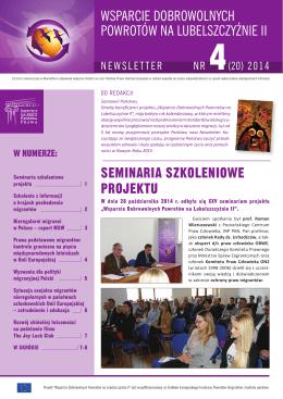 EFPI Newsletter nr 4-2014.pdf - Instytut na rzecz Państwa Prawa