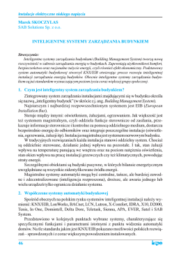 46 Marek SKOCZYLAS SAB Solutions Sp. z o.o.