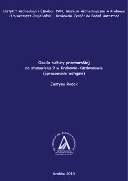Pełny tekst - Krakowski Zespół do Badań Autostrad sp. j.