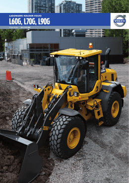 l60g, L70G, L90G - Volvo Construction Equipment
