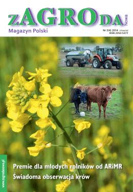 Premie dla młodych rolników od ARiMR Świadoma obserwacja krów
