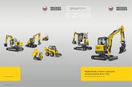 EZ28 EZ38 - Wacker Neuson
