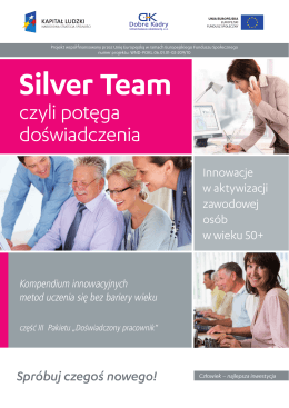 czyli potęga doświadczenia - silver team