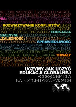 uczymy jak uczyć edukacji globalnej podręcznik dla