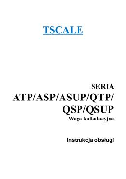 ATP/ASP/ASUP/QTP/ QSP/QSUP