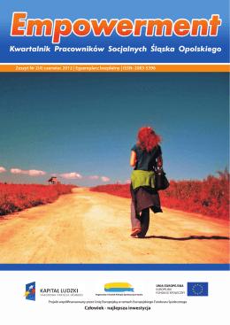 Kwartalnik 06/2012 - Regionalny Ośrodek Polityki Społecznej w Opolu