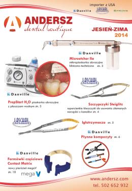 Katalog jesień/zima 2014