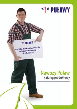 Pobierz PDF - Zakłady Azotowe Puławy