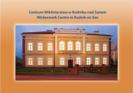 Katalog Centrum Wikliniarstwa - Miejski Ośrodek Kultury w Rudniku