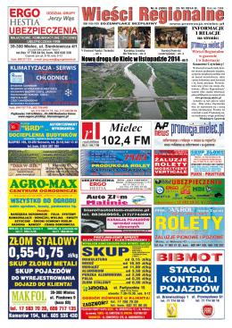 Nową drogą do Kielc w listopadzie 2014- str. 3