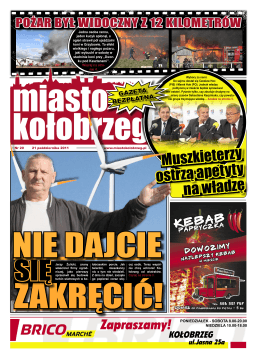 Pobierz nowy numer Miasta Kołobrzeg