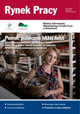 Pomoc publiczna bliżej ludzi - Wojewódzki Urząd Pracy w Katowicach