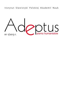 Ściągnij - Adeptus