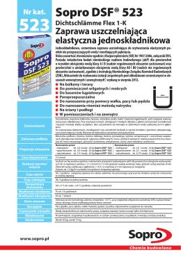 Sopro DSF® 523