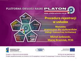 CA - PCSS, Platon U4
