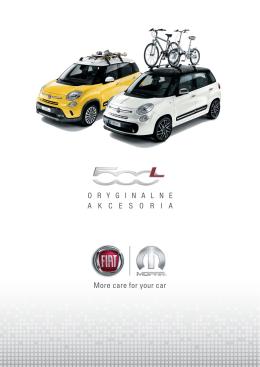 500L - Fiat - katalogi i cenniki