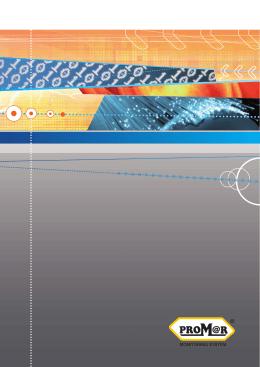 Katalog opisujący PROM@R MONITORING SYSTEM