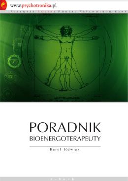 PORTAL - Poradnik bioenergoterapeuty - a4 - 01.p65