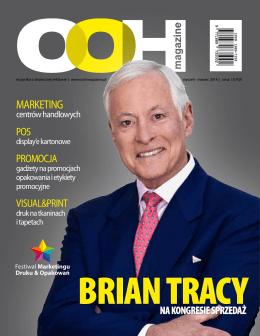 MARKETING - OOH magazine
