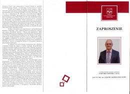 prof, dr hab. inz. JAN AWREJCEWICZ