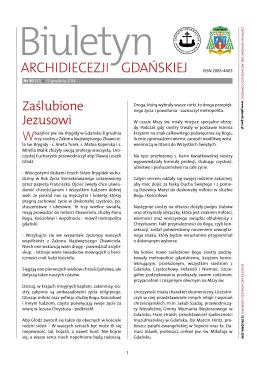 Zaślubione Jezusowi - Gość Gdański