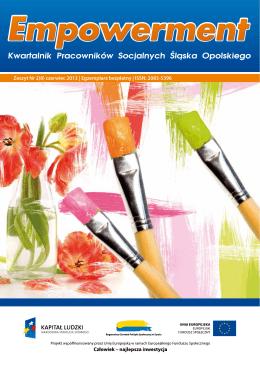 Kwartalnik 06/2013 - Regionalny Ośrodek Polityki Społecznej w Opolu