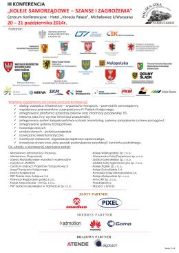 Rozwój transportu intermodalnego w Polsce