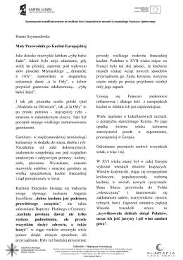 Menu – ENG (pdf) – wersja do druku