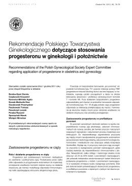 Diagnostyka ultrasonograficzna II trymestru ciąży